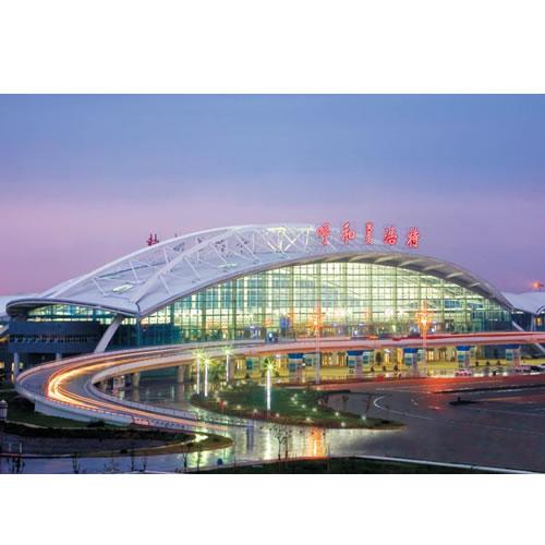 呼和浩特白塔国际机场-产品中心 无锡广电大厦