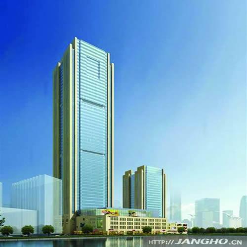 安徽国际金融贸易中心
