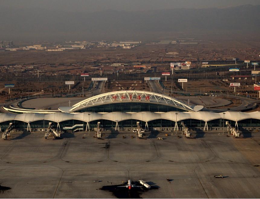 呼和浩特白塔国际机场-工程库 华东幕墙工程 东北幕墙工程 华南幕墙工