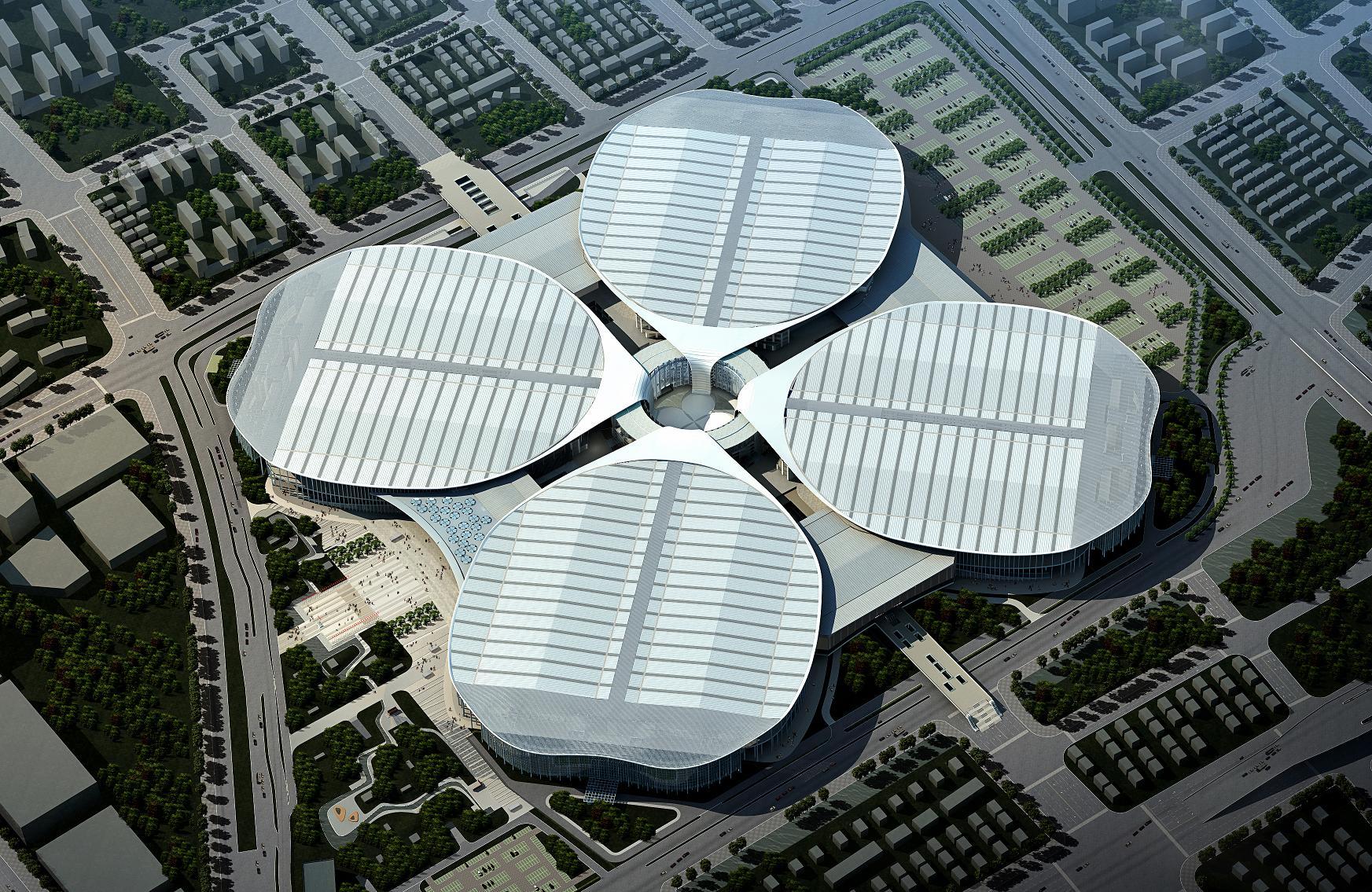 上海虹桥国家会展中心