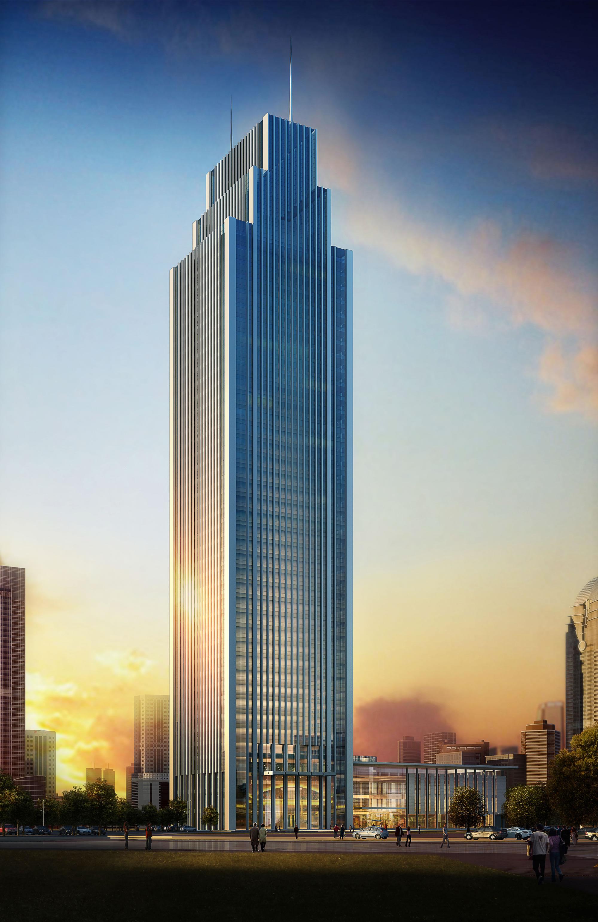 哈尔滨创新创业大厦