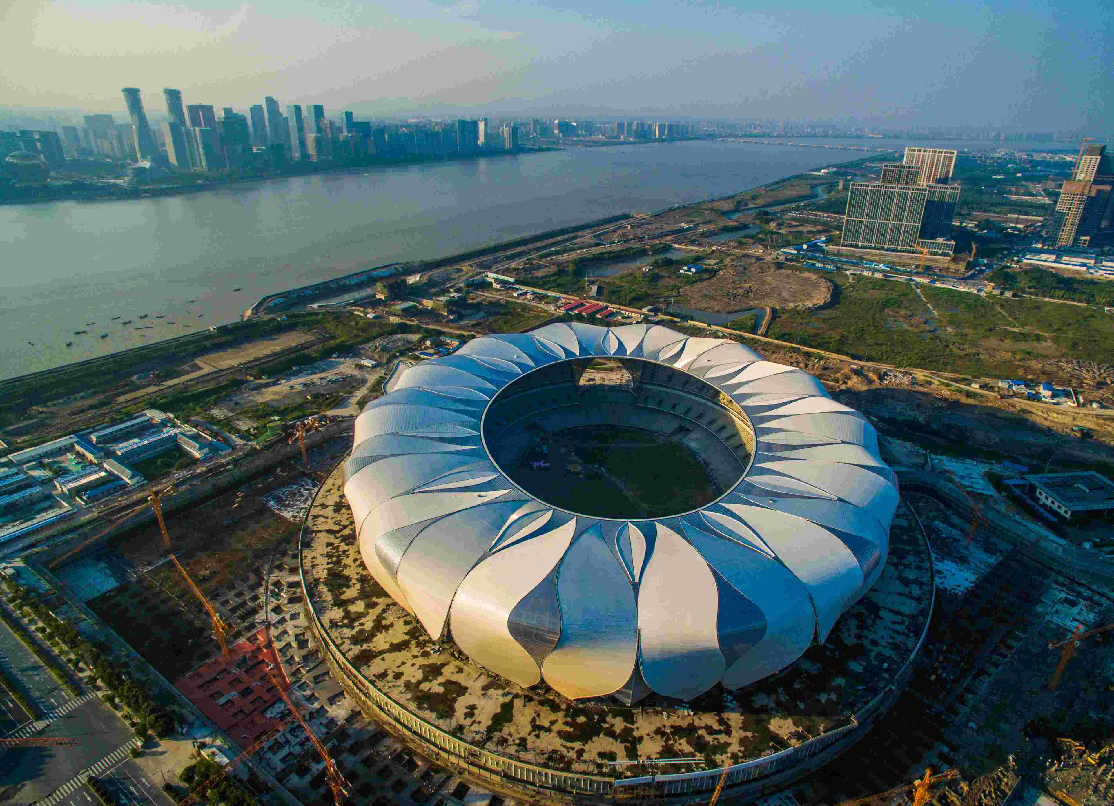 杭州奥体中心体育馆