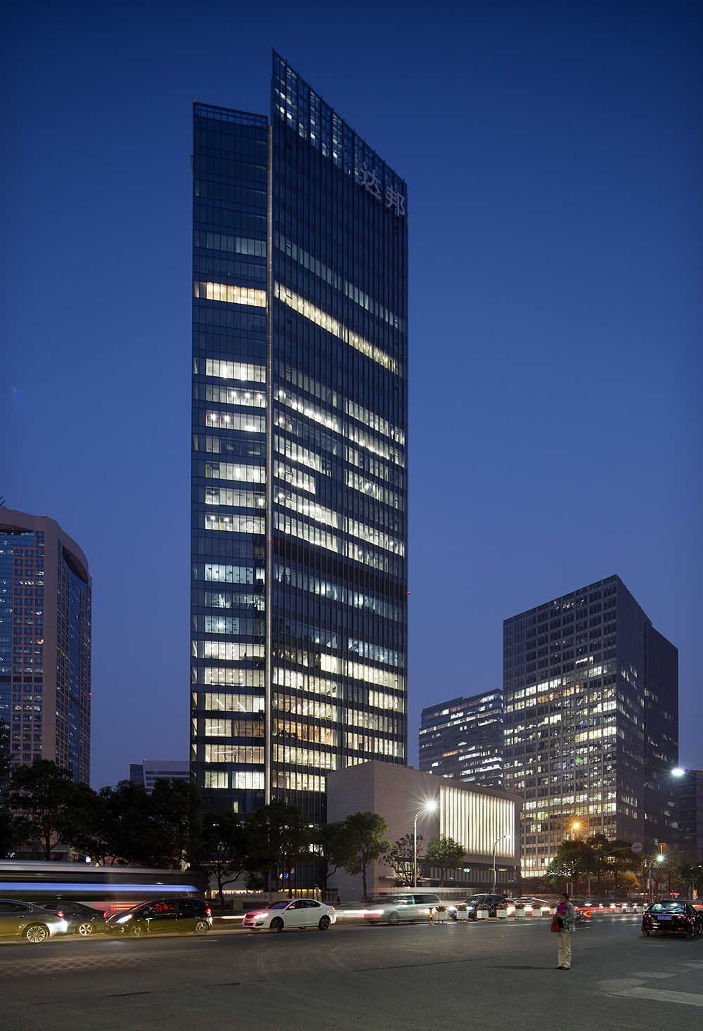 上海洲际中心(二期)