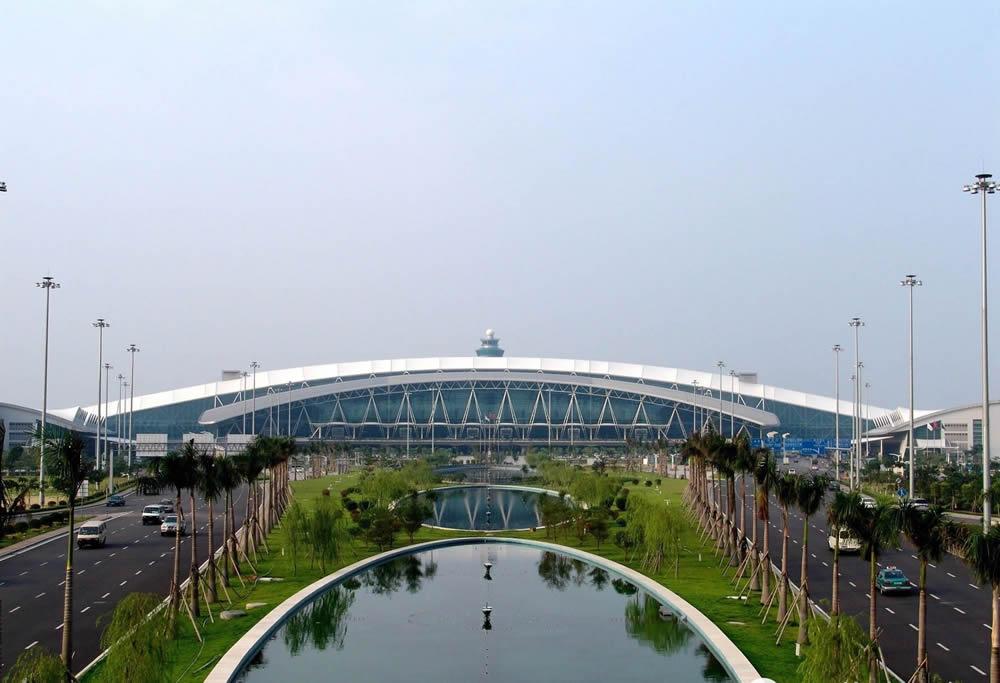 广州白云国际机场二期
