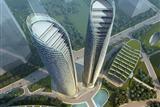 天府国际金融中心双塔(成都金融城双塔)
