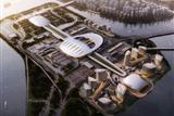 港珠澳大桥-澳门口岸旅检大楼