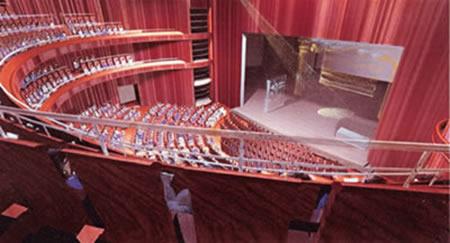 国家大剧院内部设计效果图