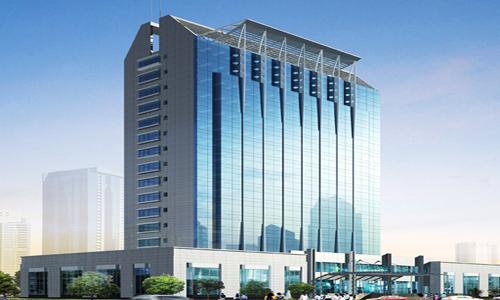 珠海晶艺与山东润峰集团公司正式签订施工承包合同