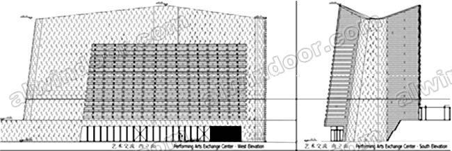 青岛大剧院幕墙设计(上)
