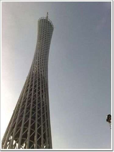 广州塔太阳能光伏幕墙发电有效缓解热岛效应
