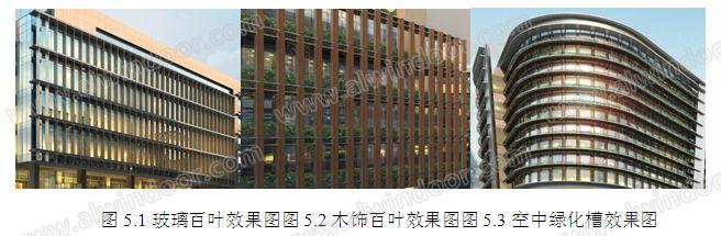 """上海""""虹桥绿谷""""建筑表皮系统节能设计"""