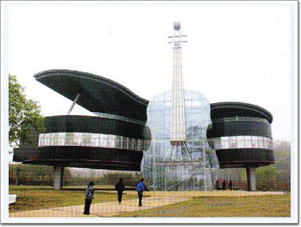 钢结构建筑奇观——世界著名奇特建筑一览