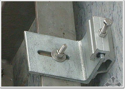 干挂石材幕墙安装应该注意的安全问题