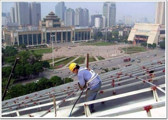 详解:建筑外墙外保温施工做法
