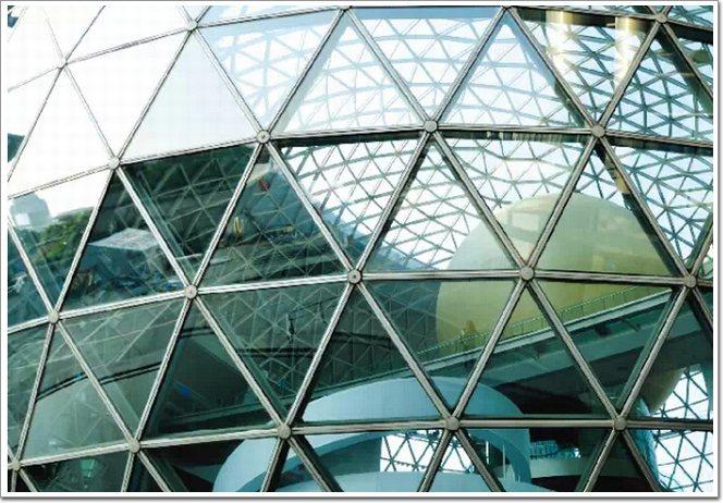 铝合金结构在大跨度建筑领域的应用