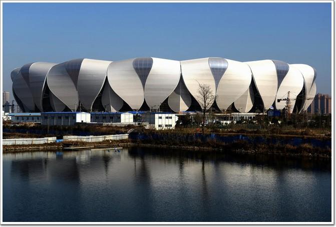 2022亚运台球幕墙经典巡礼--杭州奥体中心双喆工程v台球图片