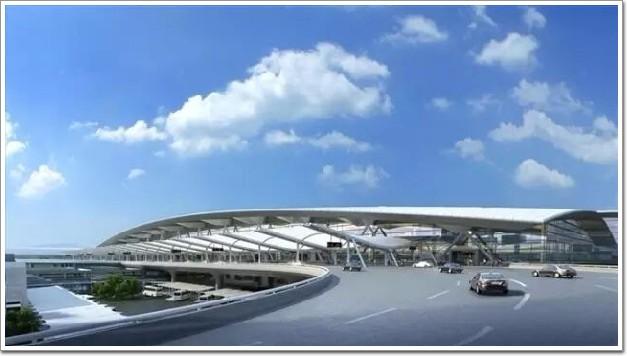 广州打造巨无霸交通枢纽,白云机场2号航站楼