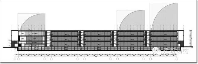 1)大跨度,重荷载楼盖;2)结构超长;3)屋顶花园钢结构