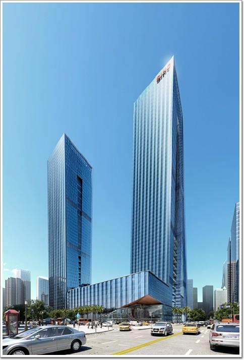 万平米超大幕墙建筑 深圳湾科技生态园四区12栋入围AL Survey