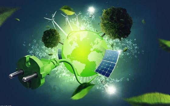 绿色能源也称清洁能源,是环境保护和良好生态系统的象征和代名词。它可分为狭义和广义两种概念。狭义的绿色能源是指可再生能源,如水能、生物能、太阳能、风能、地热能和海洋能。这些能源消耗之后可以恢复补充,很少产生污染。广义的绿色能源则包括在能源的生产、及其消费过程中,选用对生态环境低污染或无污染的能源,如天然气、清洁煤和核能等。   绿色能源,不仅取之不尽,而且间接价值也十分可观。据专家推算,每利用相当于1吨标准煤的可再生资源,可以节约原生资源120吨,少产生垃圾废水10吨,增加产值约3000元人民币,产